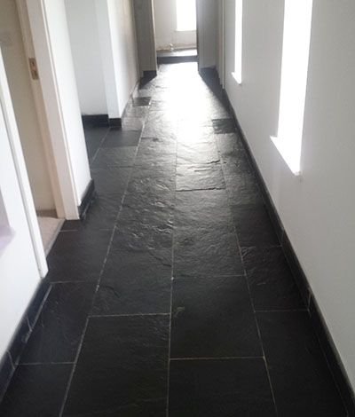 Care and Maintenance of Slate Floors
