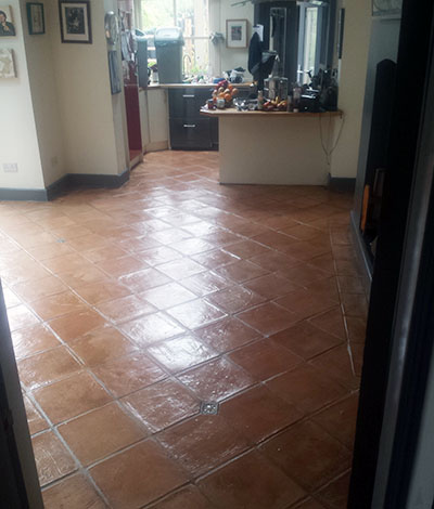 Care Maintenance of Terracotta Floors